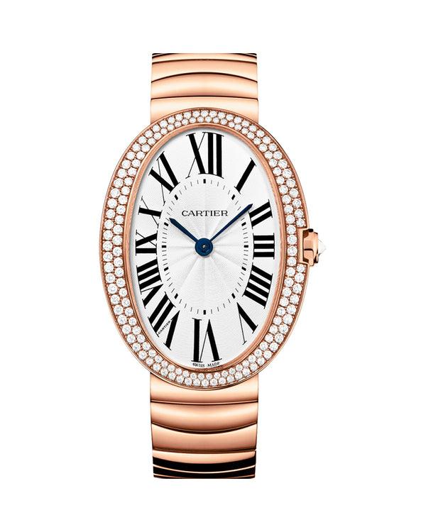BAIGNOIRE, LARGE, ROSE GOLD, DIAMONDS