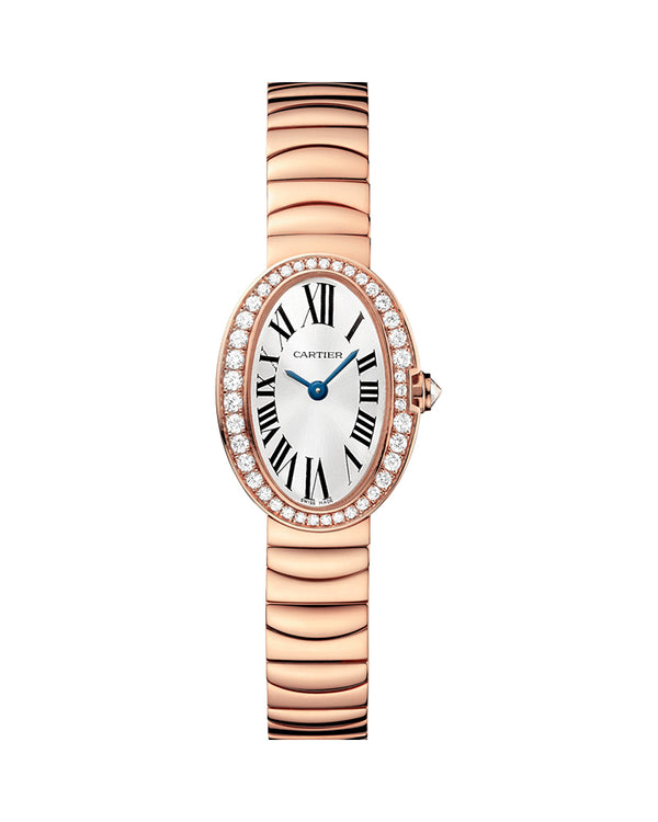 BAIGNOIRE, MINI, ROSE GOLD, DIAMONDS