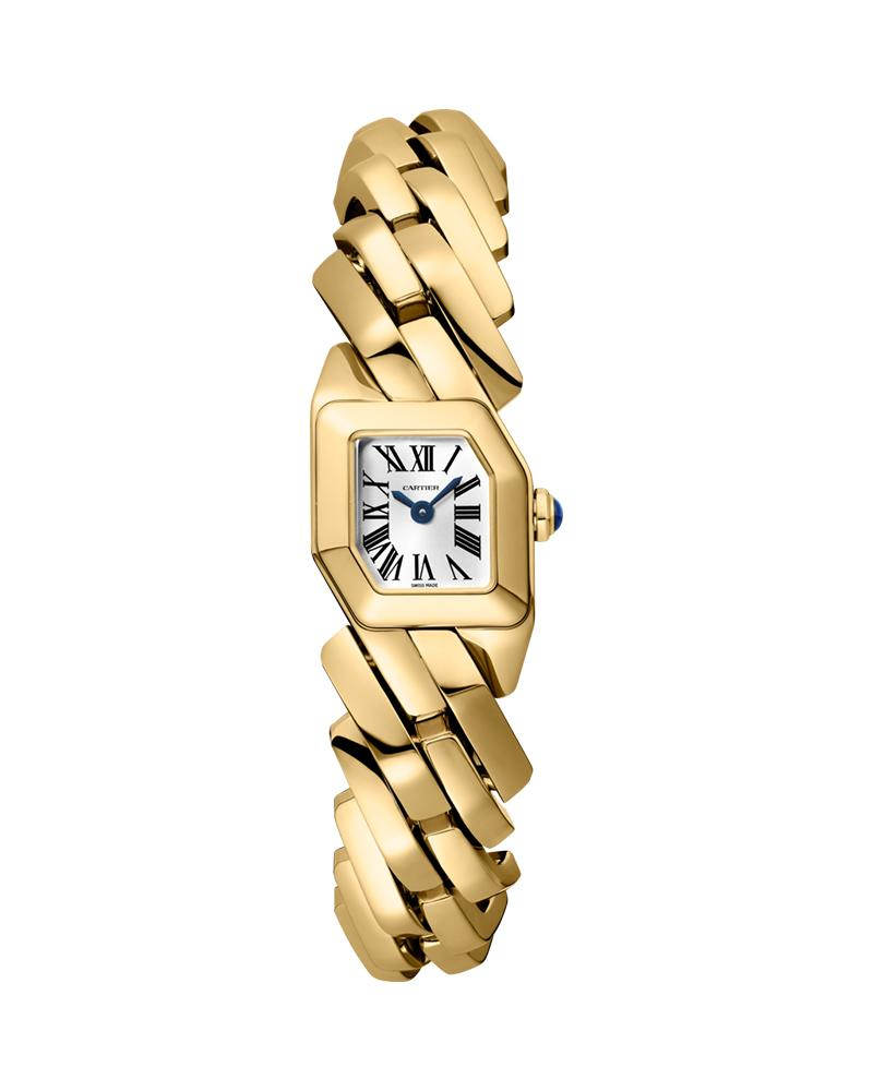 MAILLON DE CARTIER, YELLOW GOLD
