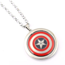 Load image into Gallery viewer, Necklace Captain America