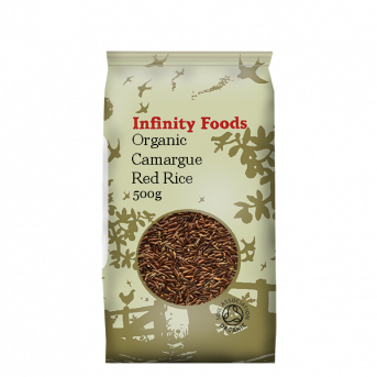 Infinity Camargue Red Rice 500g