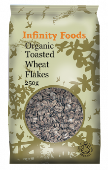 Infinity  Toasted Wheat Flakes