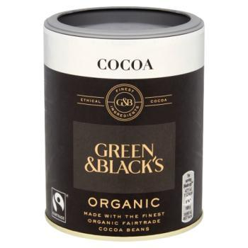 Green & Black Cocoa Powder - Fairtrade 125g
