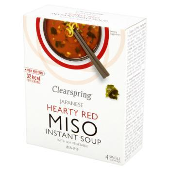 Clearspring Red Miso Soup - Instant