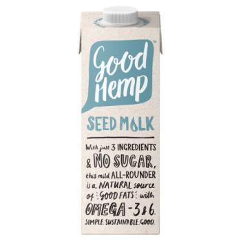 Good Hemp Creamy Good Hemp Alternative To Milk