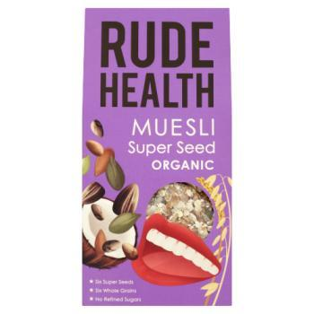 Rude Health Super Seed Muesli 500g