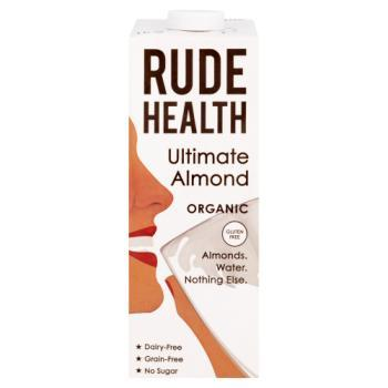Rude Health Organic Unsweetened Ultimate Almond 1L