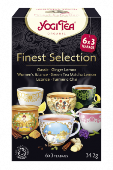 Yogi Tea The Finest Selection Tea Bags