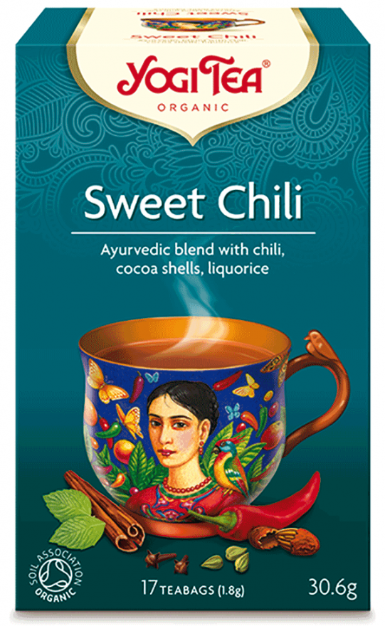 Yogi Tea Sweet Chili Mexican Spice Yogi Tea