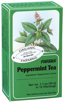 Floradix Peppermint Tea