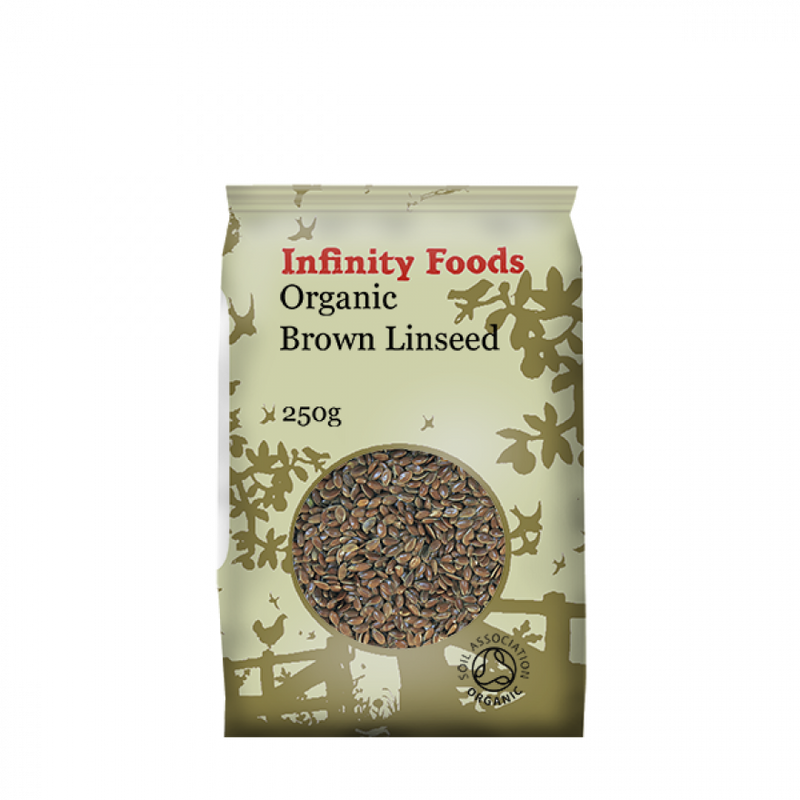 Infinity  Linseed Brown