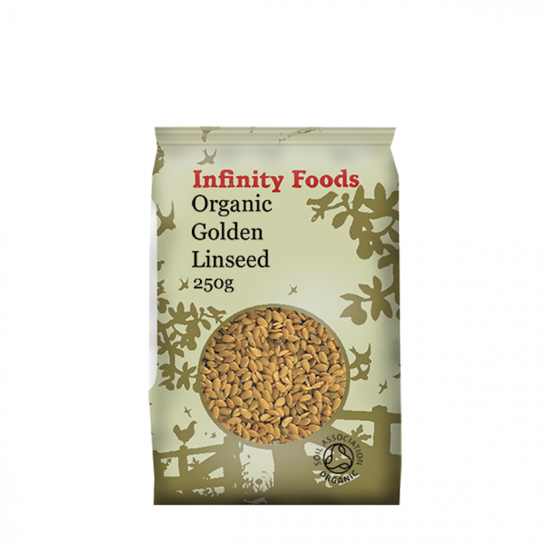 Infinity  Linseed Gold