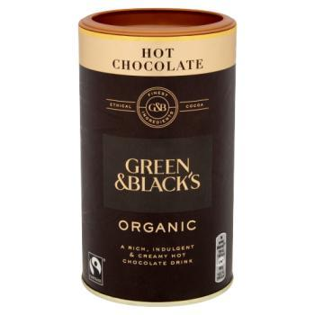 Green & Black Hot Chocolate - Tub 300g