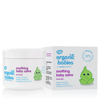 Green People Baby Salve - Lavender