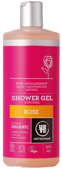 Urtekram Shower Gel - Rose