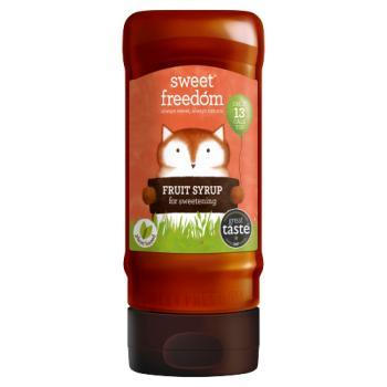 Sweet Freedom Fruit Syrup For Sweetening 350g