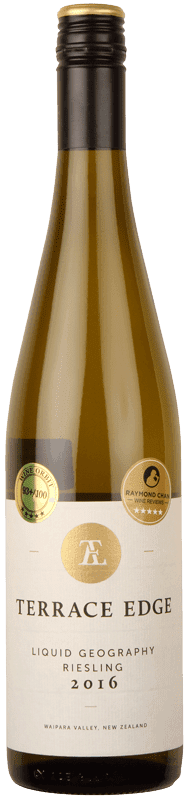 Terrace Edge Liquid Geography Riesling (75cl)