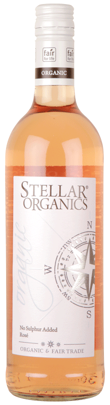 Stellar No Added Sulphur Rosé (75cl)