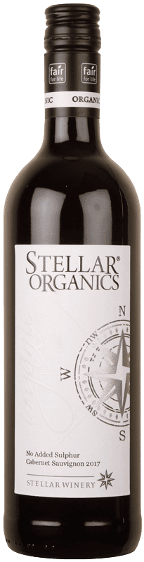 Stellar Cabernet Sauvignon No Added Sulphur (75cl)