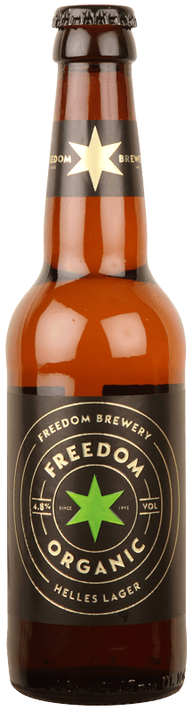 Freedom Organic Helles Lager (33cl)