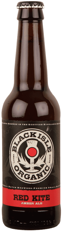 Black Isle Brewery Red Kite Amber Ale (33cl)