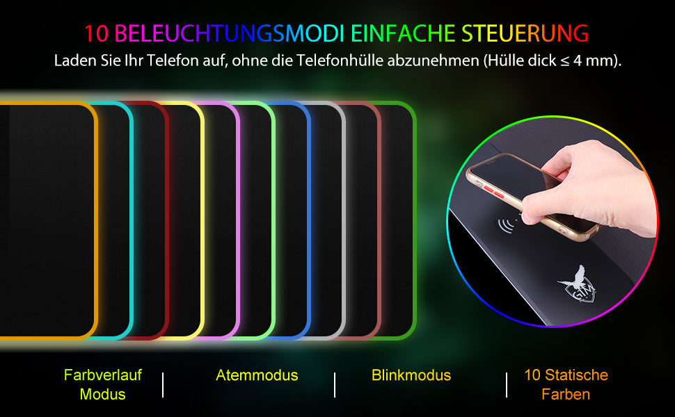 rgb mouses