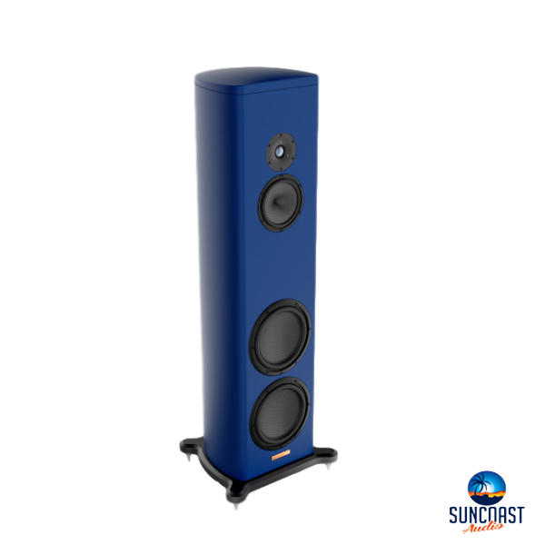 The Magico S3 Mk2 Loudspeakers