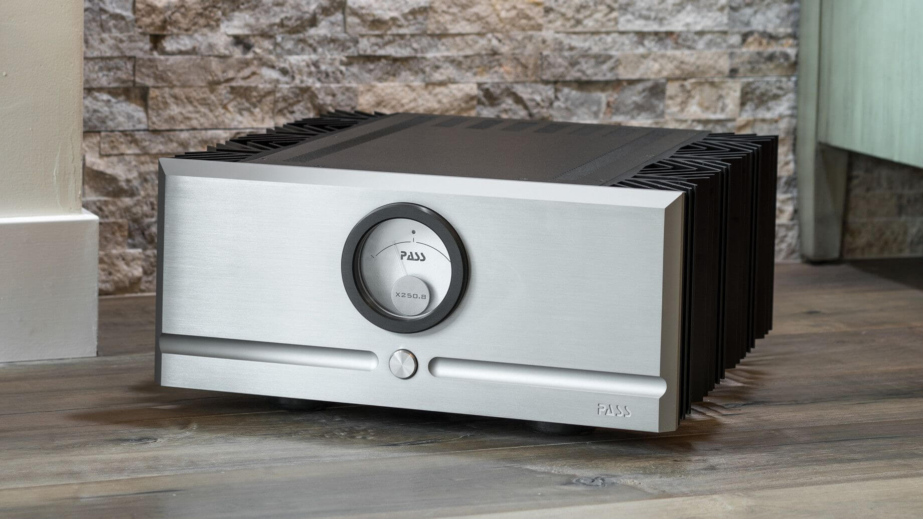 Pass Labs X250.8 Stereo Amplifier Reviewed