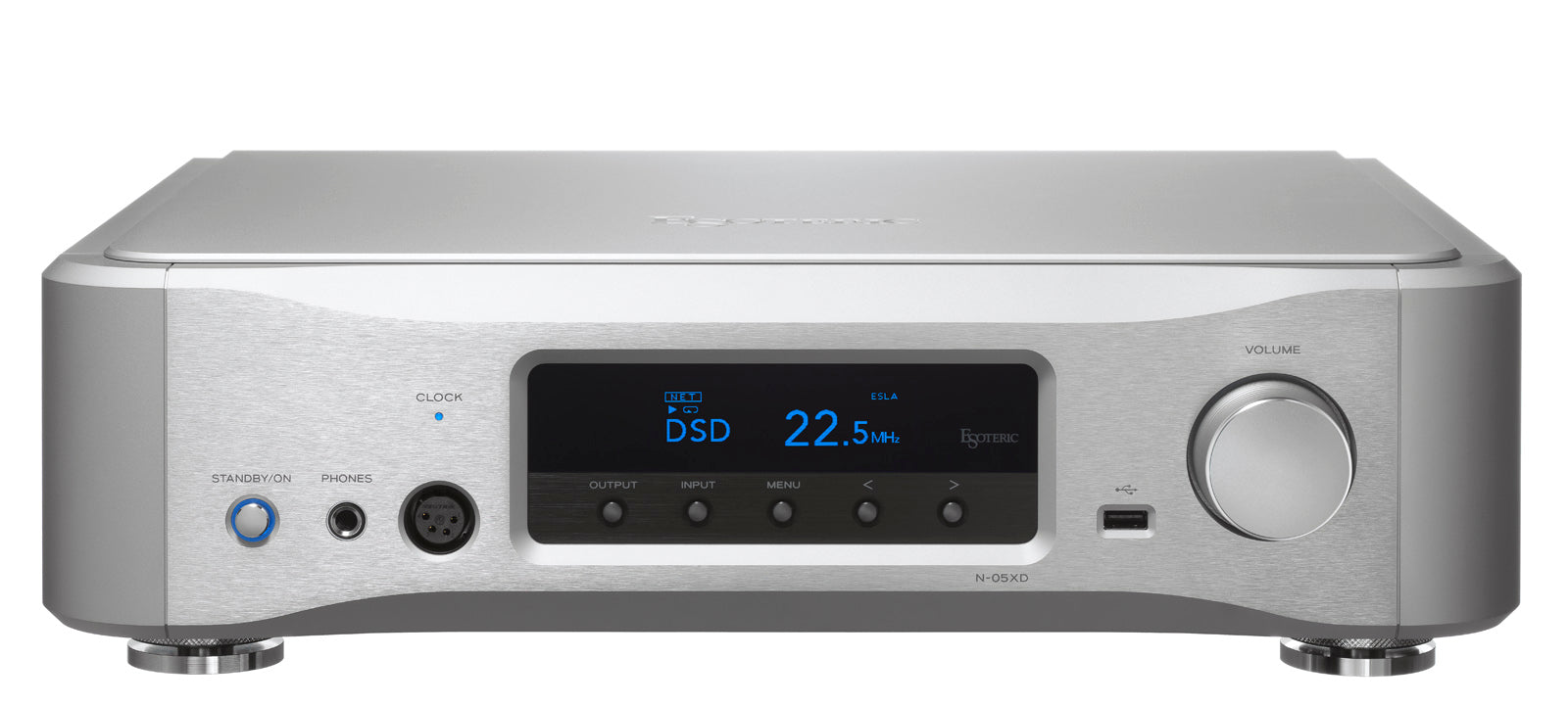 Esoteric N-05XD-Network DAC / Preamplifier