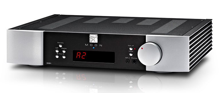 Simaudio Moon 340i D3PX Integrated Amplifier