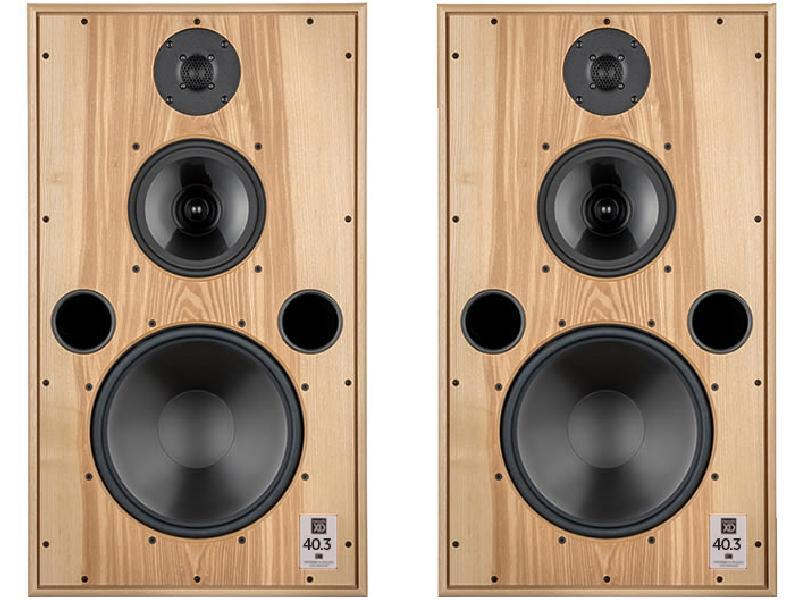 Harbeth Monitor 40.3 XD Loudspeakers