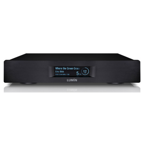 Lumin D2, All-In-One DAC/Network Streamer