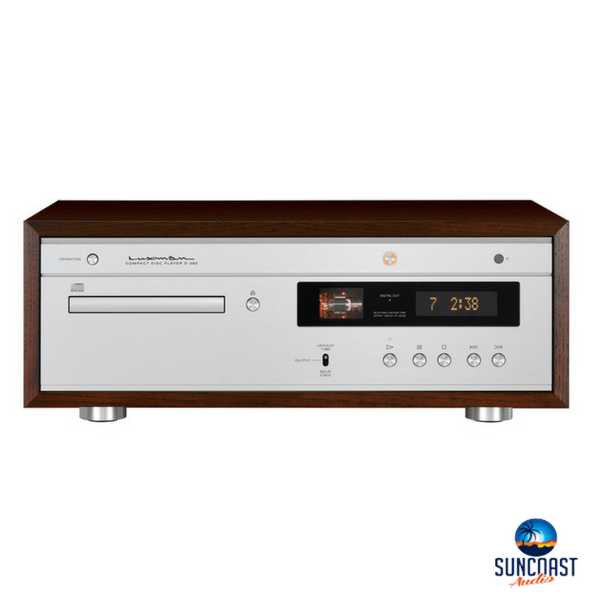 Luxman D-380 Digital CD Player