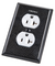 Furutech 104-D, High End Performance Duplex Receptacle Cover Plate