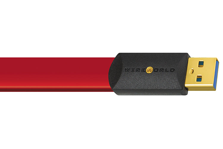 Wireworld Starlight 8 USB 3.0 Audio Cables