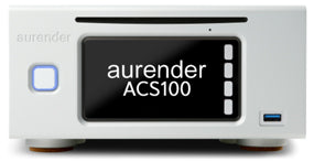 Aurender ACS100 Network Transport/CD Ripper/Music Server