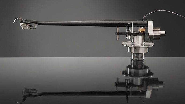"Kronos Black Beauty 12"" Tonearm"