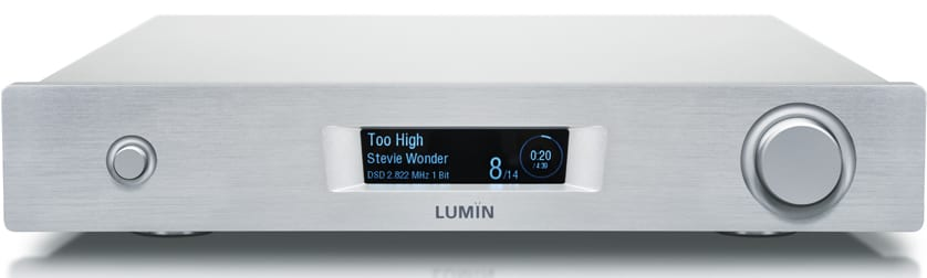 Lumin M1 Integrated Amplifier