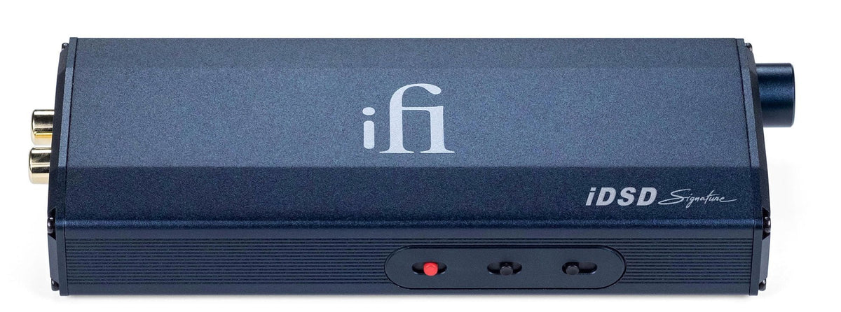 iFi micro iDSD Signature DAC/Headphone Amplifier