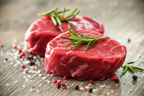 Beef Fillet : Portioned 270g-300g