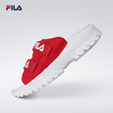 Fila Women's Lifestyle Outdoor Slide 611 (FRED/WHT/WHT)