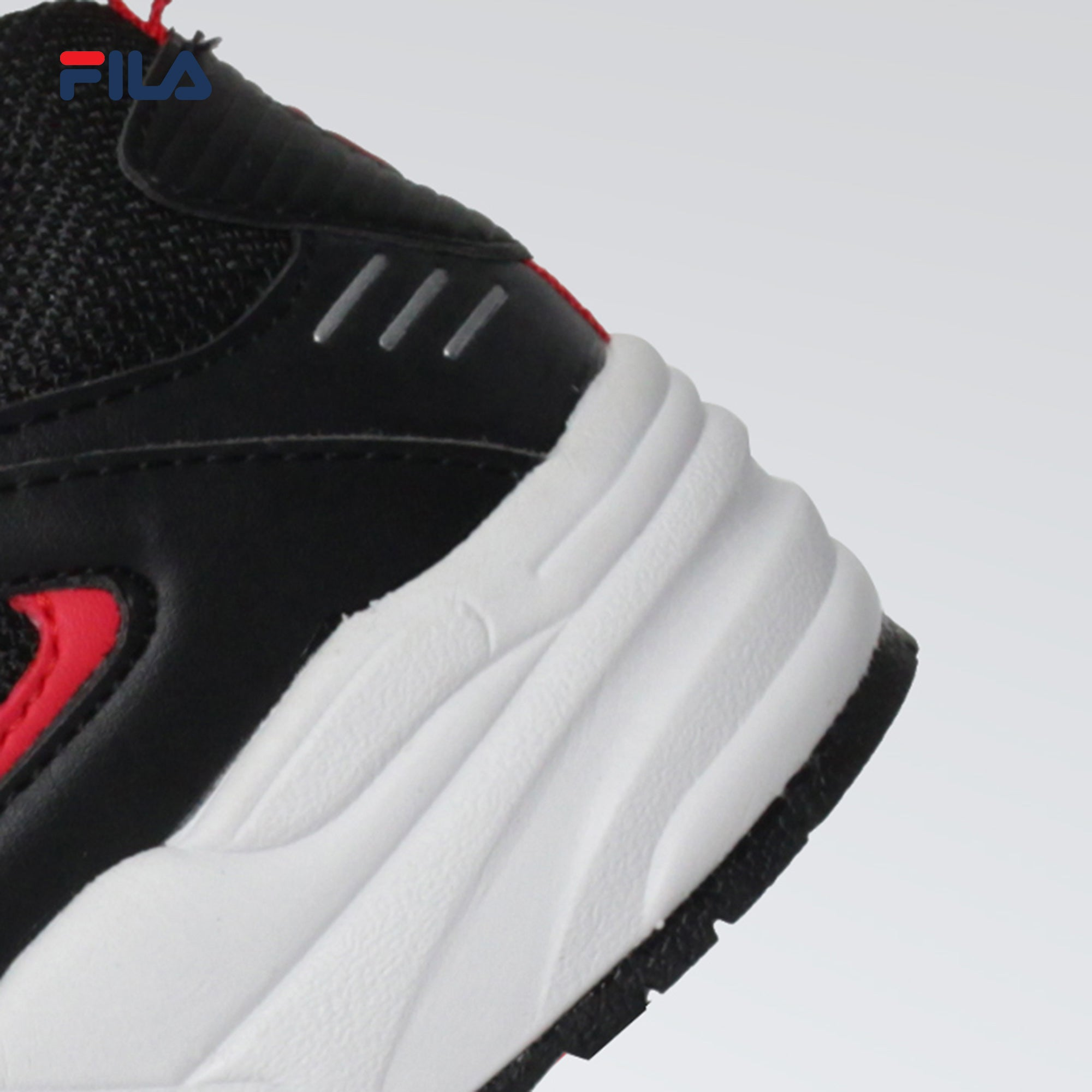 Fila Women's WS Extra 21 (Wht/Blk/Red)