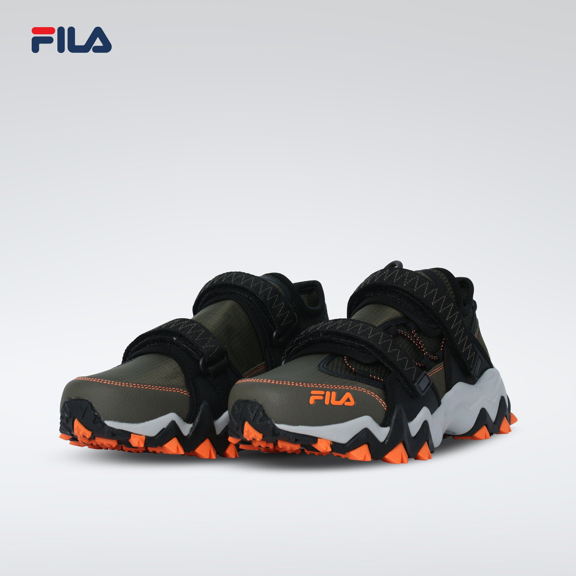 Fila Men's Performance Alpine 2020 Energized Sneakers (TRMC/SHOR/GGRY)