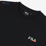BTS FILA IDOL GRAPHIC T SHIRT (Black)