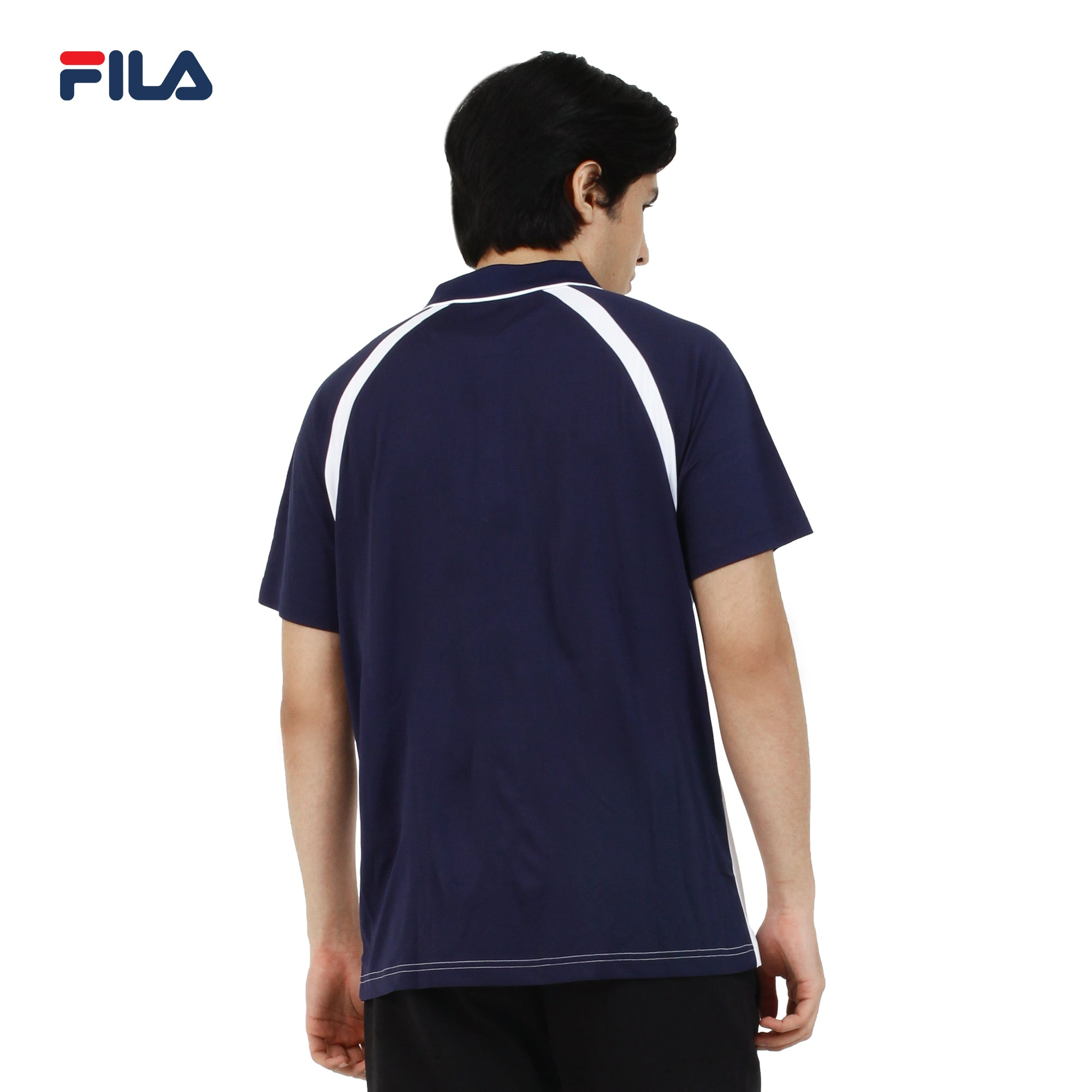 Fila Men's Legend Ombre Polo 412