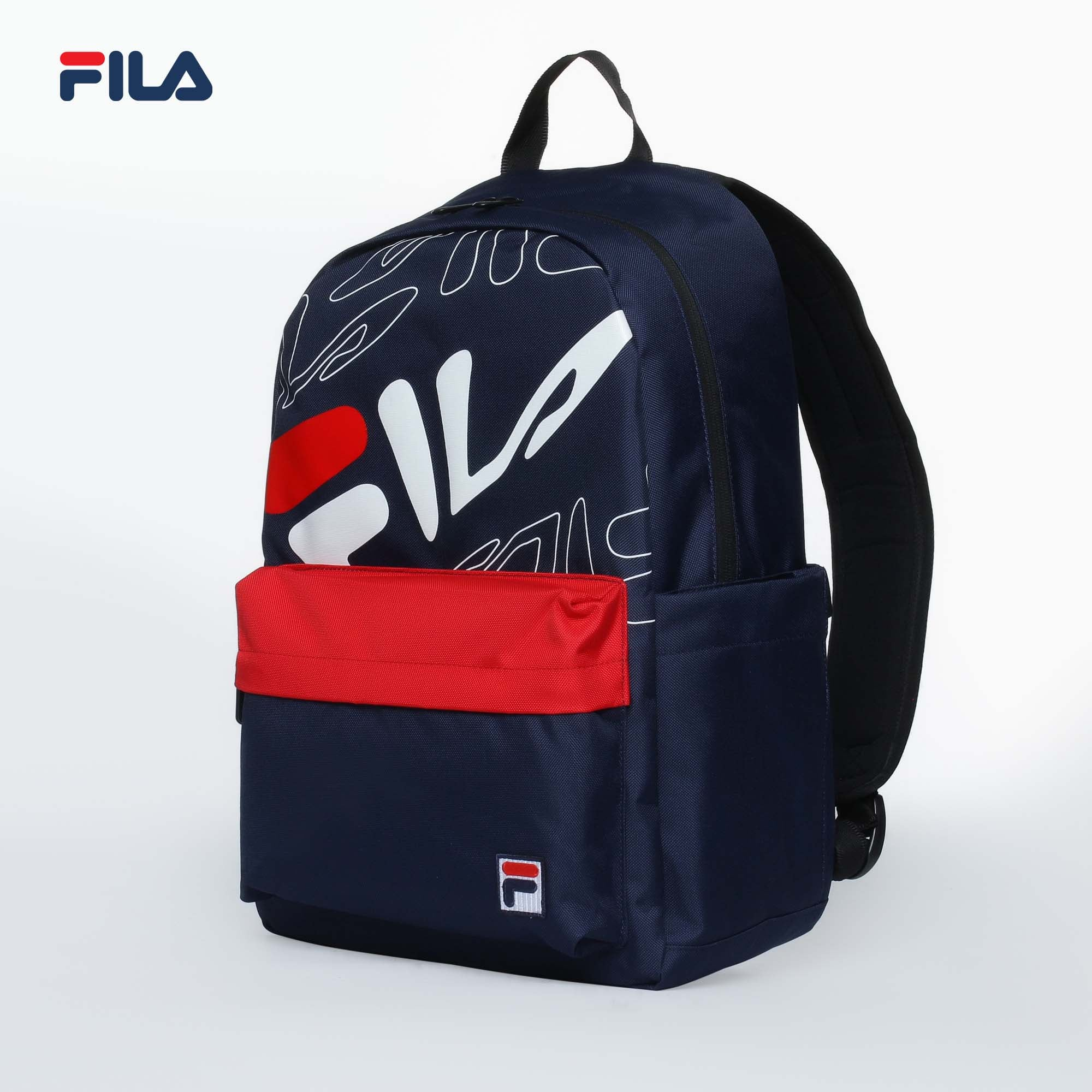 MARCO BACKPACK NAVY BLUE FREE SIZE