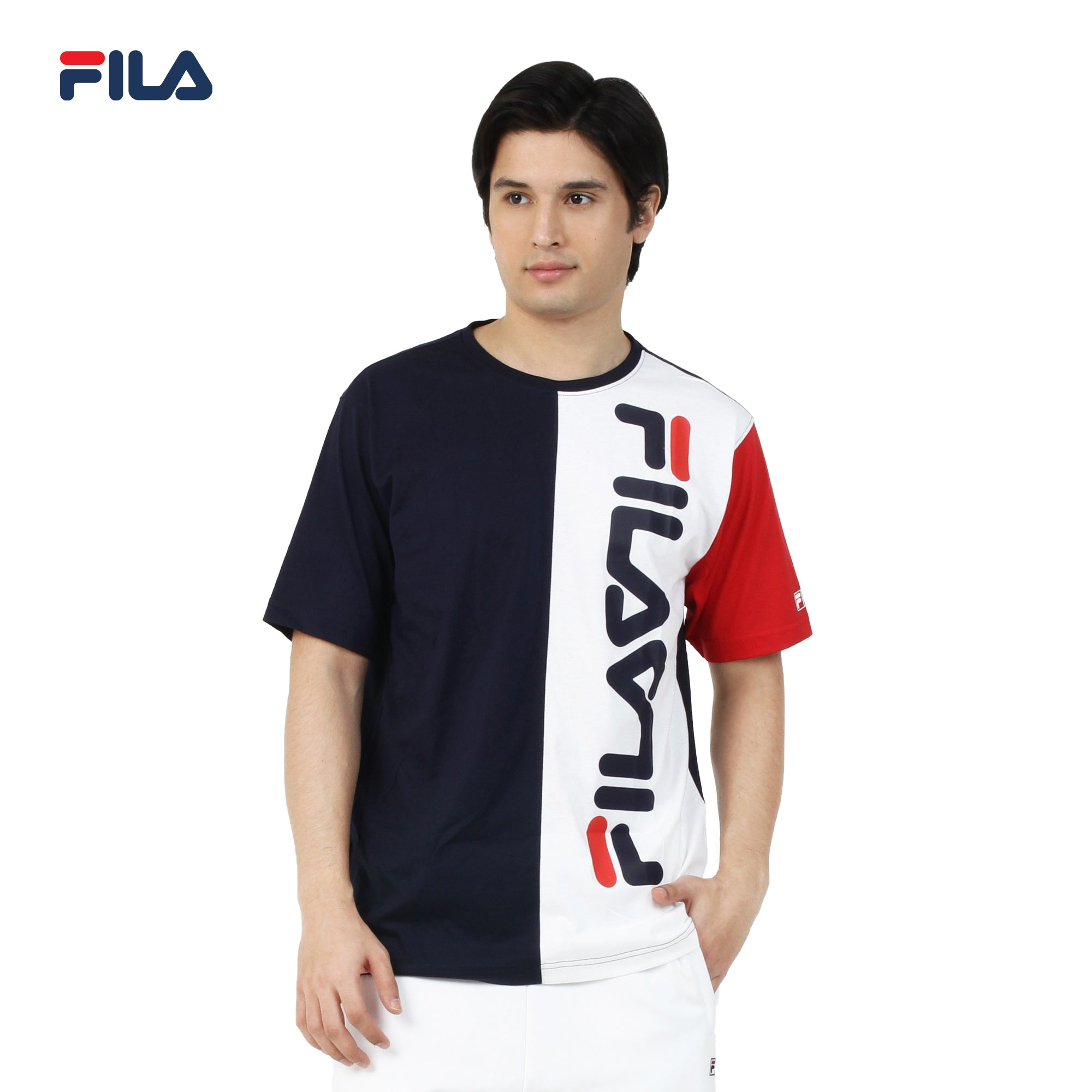 Fila Men's Tshirt Navy