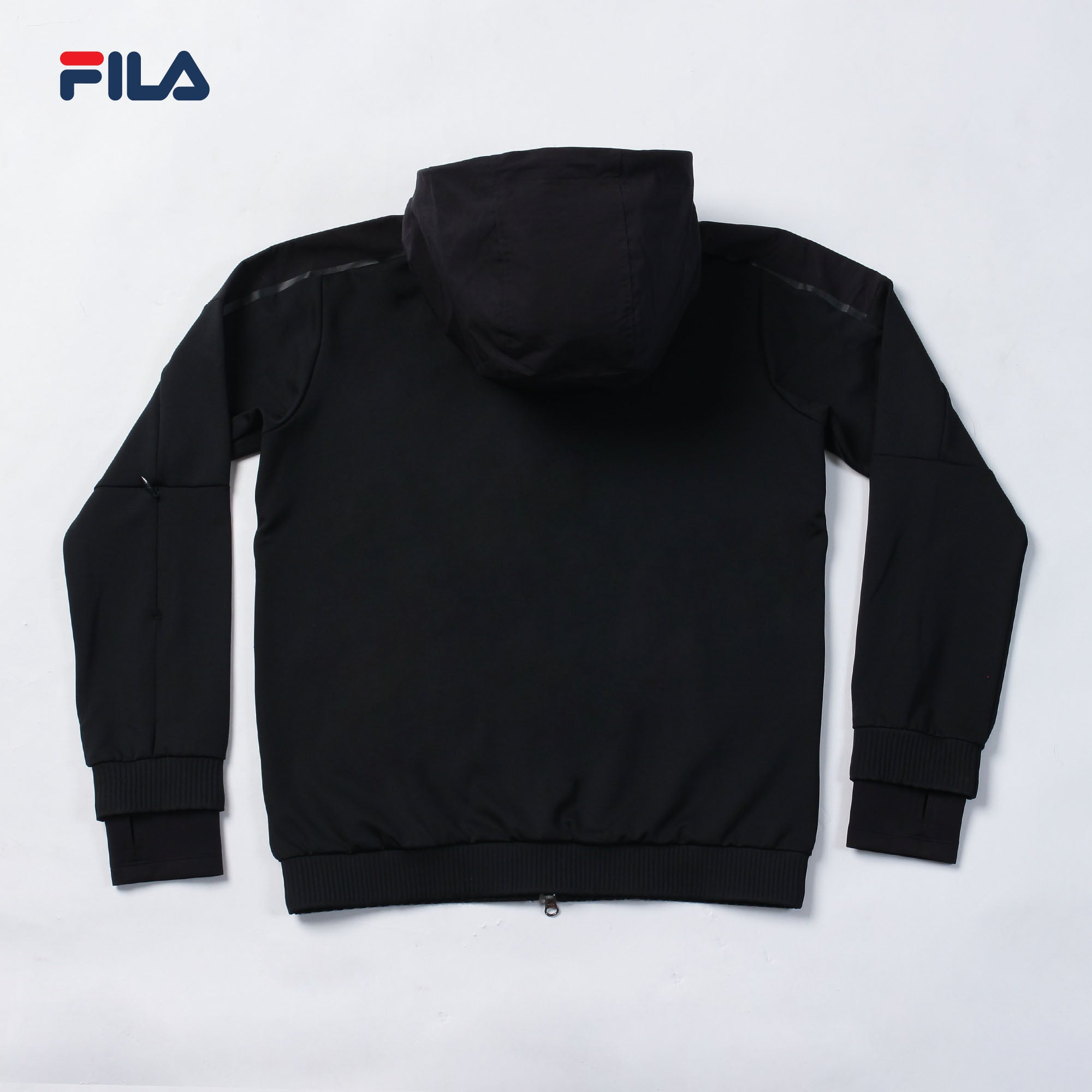 Mens Apparel Casual Knit Zip Top