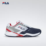 Fila Men's Performance Axilus 2 Energized 125 Sneakers (WHT/FNVY/FRED)