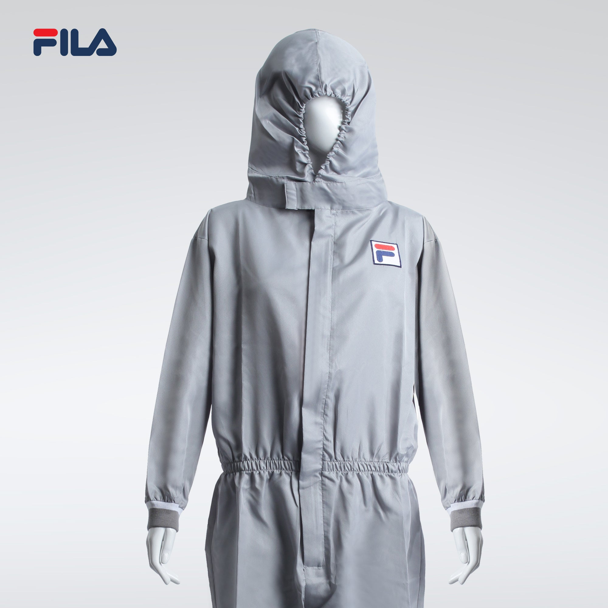 Fila Fashionable Unisex PPE Grey